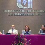 Presenta UAA  libro sobre los escenarios del periodismo en el ámbito de la comunicación pública en México
