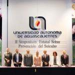 Se inaugura el Segundo Simposio Estatal sobre Prevención del Suicidio en la UAA
