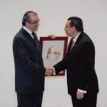 Director de Centro Médico Nacional imparte conferencia magistral con motivo del 40 aniversario UAA
