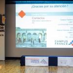 UAA y Campus France promueven la internacionalización entre los estudiantes
