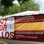 UAA se solidariza con afectados de huracanes e instala centro de acopio