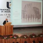 Retos y Oportunidades de la Educación Superior en México, primer cátedra Humberto Martínez de León