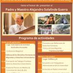 Jornadas de los Derechos Universitarios 2013 presentará conferencia magistral sobre derechos Humanos de los migrantes