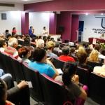 Alejandro Solalinde dicta conferencia sobre Derechos Humanos y de los Migrantes en UAA