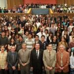 Estudiantes de ciencias naturales deben ofrecer soluciones a la sociedad y al entorno