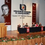 Instaura UAA cátedra Humberto Martínez de León