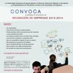 Abierta en la UAA la convocatoria de Incubación de Empresas 2013