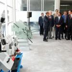 Visita el vicepresidente de manufactura de NISSAN el Campus Sur de la UAA