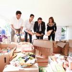 Entrega UAA cerca de 4 toneladas de ayuda a damnificados por huracanes