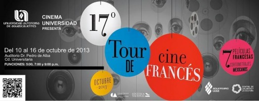 609 Tour Cine Frances