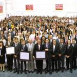 Recibe UAA reconocimiento a la calidad y acreditación institucional por parte del CIEES