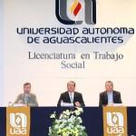UAA lleva a cabo la clausura del XVII Encuentro Nacional y VII Encuentro Internacional de Investigación en Trabajo Social