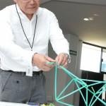 Dicta director de operaciones de diseño de Toyota conferencia en el Congreso de Diseño Industrial