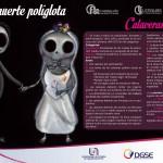 Universitarios podrán participar con productos culturales en la Muerte Políglota