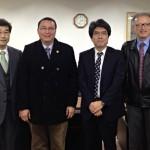 Inicia UAA vinculación Académica con la Universidad de Osaka para fortalecer procesos de innovación tecnológica