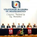 Se inaugura en la UAA XXXVI Congeso Nacional de Ingeniería Biomédica