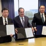 Firma UAA carta de colaboración académica con universidades de Kanagawa y Tokai en Japón