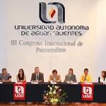 UAA Inaugura tercer congreso internacional de Psicoanálisis