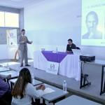Imparten conferencia de liderazgo a estudiantes de Agronegocios y Logística Empresarial