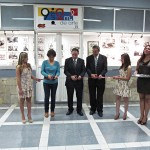 Obras de Posada en la Galeria 9.2mts del Centro de Educación Media UAA