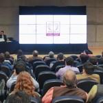 Profesor del CUEC dicta conferencia sobre iluminación cinematográfica y televisiva en la UAA