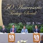 Celebra licenciatura en Trabajo Social 50 años de labor solidaria en Aguascalientes