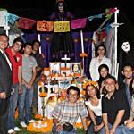 UAA realiza diversas actividades alusivas al día de Muertos rescatando tradiciones y costumbres