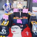 Concurso de Altares de Muerto organizan en Campus Sur como parte de la formación integral