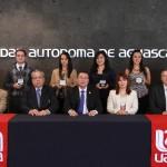 14 egresados de la UAA fueron reconocidos por haber obtenido el premio CENEVAL al desempeño de la excelencia en el EGEL