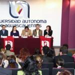 UAA premia a ganadores de la Olimpiada de la Ciencia 2013