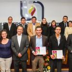 Gana UAA 3 de los 6 premios otorgados en el Concurso de Innovación y Creatividad