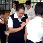Alumnos de la UAA realizaron Feria de la Salud en el municipio de Calvillo