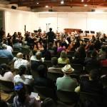 OUAA celebró su segundo aniversario con concierto dirigido por Rafael Gomez