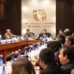 Conforma H. Consejo Universitario ternas para la designación de rector y decanos al periodo 2014-2016