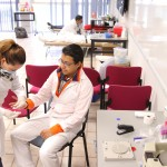 Se realiza cuarta campaña de donación altruista de sangre en la UAA