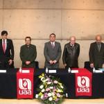 Concluye la cátedra Dr. Alfonso Pérez Romo en la Autónoma de Aguascalientes