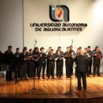 Coros y guitarras UAA se reúnen en concierto