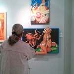 Obras inscritas en el 3er Concurso de Artes Plásticas y Gráficas de la UAA