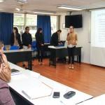 Centro de Ciencias Económicas y Administrativas presenta siete proyectos de inversión realizados por alumnos de la UAA