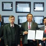 Dona municipio de Calvillo terreno a la UAA en donde se realizarán investigaciones en favor de la sociedad