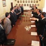 Designa H. Junta de Gobierno de la UAA Decanos para el periodo 2014-2016