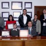 Colegio de Urbanistas realiza reconocimiento a la UAA
