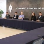 UAA analiza nuevos biomateriales y procesos nanométricos con universidad costarricense y belga