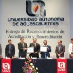 Carreras de Biología y Ciencias Ambientales UAA certifican su alta calidad a nivel nacional
