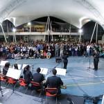 UAA realiza exposición fotográfica sobre su Big Band