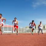 Selección de atletismo UAA a la regional de la Olimpiada Juvenil 2014
