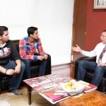 40 líderes estudiantiles del país se reunirán en Aguascalientes