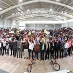 Se fortalecen programas de Servicios Alimenticios, Becas y Rueda Verde favoreciendo a estudiantes de la UAA