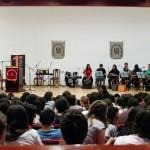 Bachillerato de la UAA celebra primer aniversario de la revista Laberinto de Quimeras