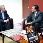 Patronato UAA se compromete a facilitar movilidad académica con apoyos económicos